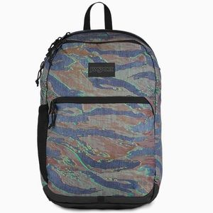 Jansport Hayes Tiger Camo Print Backpack. NEW…
